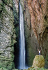 Fumacinha 5: Waterfall in Chapada Diamantina - Bahia - Brazil