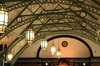 Roofspace: Decorative roofspace in a Victorian building