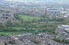 The Meadows, Edinburgh: View of the Meadows, Edinburgh, from Arthur's Seat