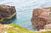 Rocky Cove: A rocky cove in the north west Highlands of Scotland (near Redpoint, south of Gairloch)