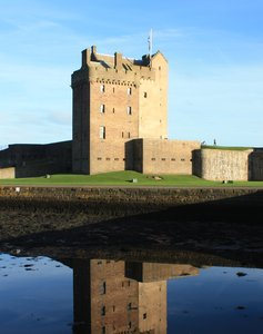 Broughty Ferry Castle: Broughty Ferry Castle, Dundee