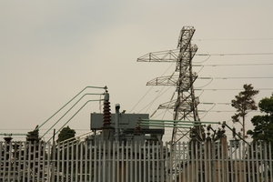 Electricity Substation: An electricity substation