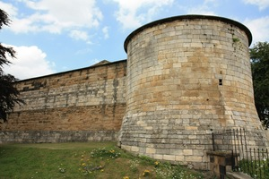 York City Walls: York City Walls