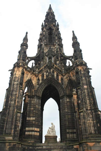 Scott Monument, Edinburgh: Scott Monument, Edinburgh