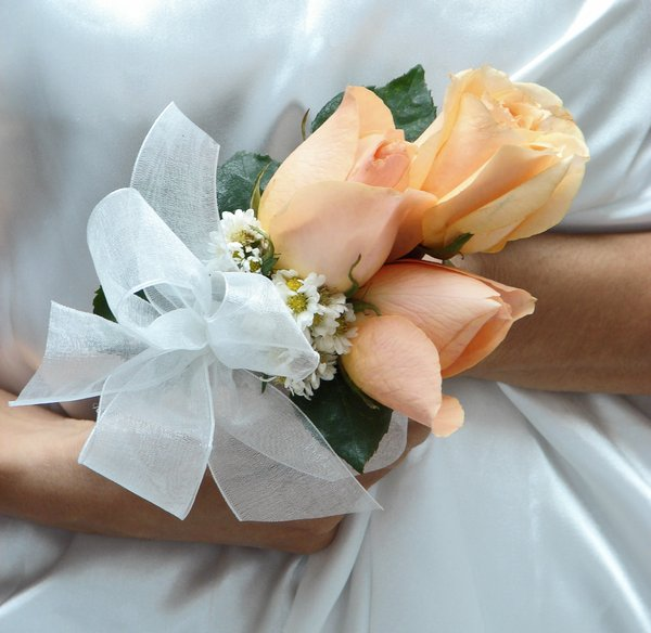Bride's Bouquet: Wedding flower arrangement