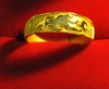 flame gold ring: flame gold ring