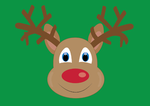 Red nose reindeer: red nose reindeer