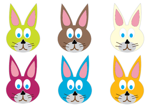 Easter Rabbits: Easter Rabbits