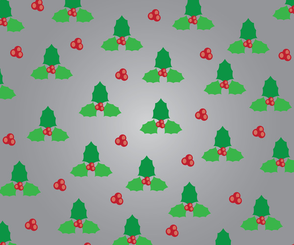 Christmas Holly 5: Christmas Holly background