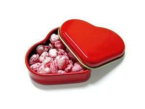 sweet heart: Candys