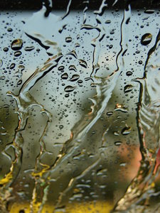 water texture 3: water texture in a car wash