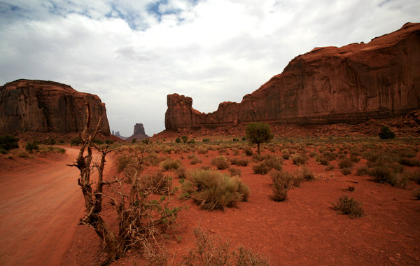 Monument Valley 2009 2: Landscape of Monument Valley