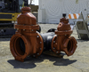 Main Water Valve: New main water valve for city water supply
