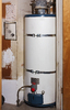 Water Heater: A 75 gallon household water heater.