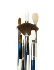 Art Brushes: A set of various art brushes.