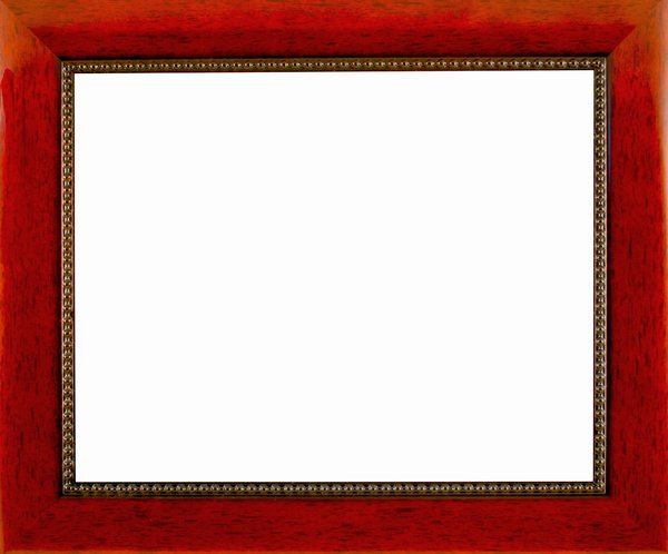 Contemporary Picture Frame: One of a series of picture frames.
