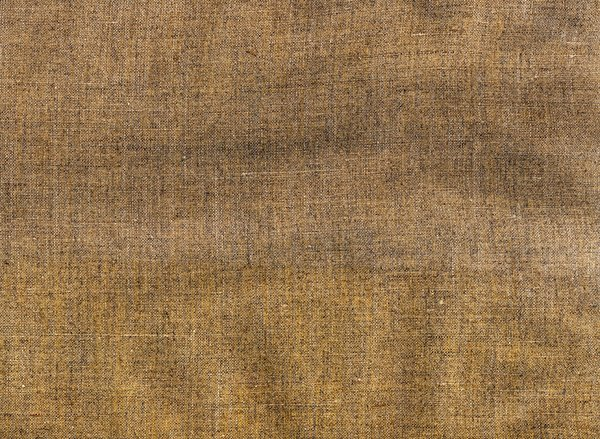 Grungy Brown Canvas Texture:
