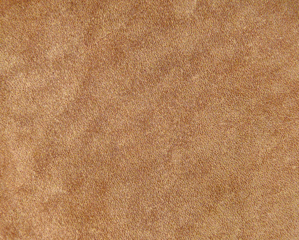 Smooth Tan Leather: A close-up texture of a leather swatch.