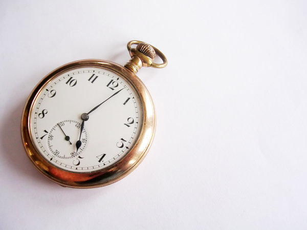 Pocket Watch 1: