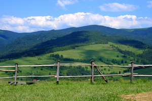 mountains: polish mountains