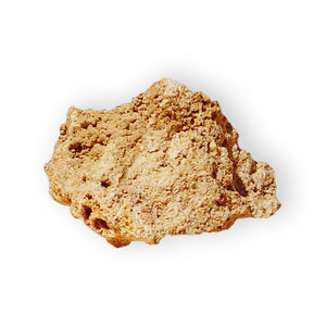 Tuff: Tuff is formed by the airfall of volcanic ash.Pumice is the principal ingredient in tuffLocation; California