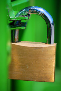 padlock: no description