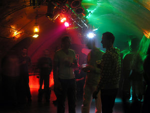 dance: taken at a club in holland