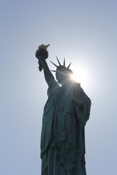 Statue of Liberty 2: The Statue of Liberty in New York City