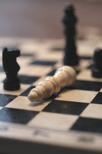 Death to the king: Checkmate