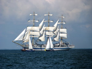 The Tall Ships Races 2009 w P: