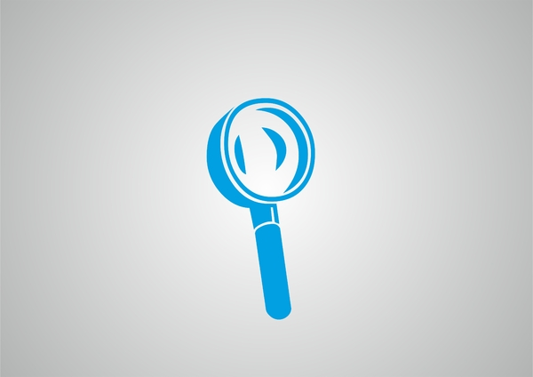 Magnifying glass: Magnifying glass