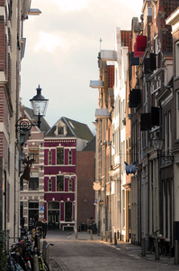Old city: Dutch city