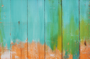 colors: weathered wooden planks