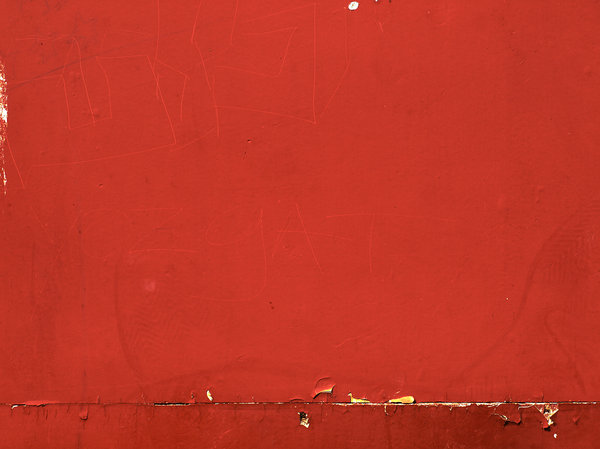 red: abstract red