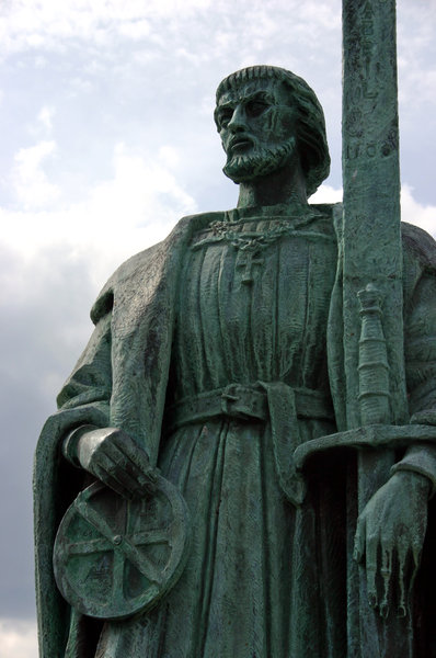 Pedro Alvares Cabral: Pedro Álvares CABRAL (about 1467 – about 1520),was a Portuguese navigator and explorer. Brazil was first discovered by Portuguese Pedro Álvares Cabral on April 22, 1500.