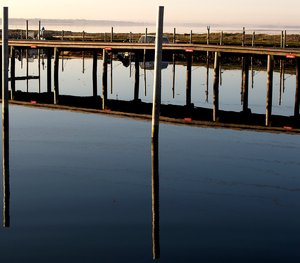 Reflections 3: Pictures from a day at Roskilde Fjord.