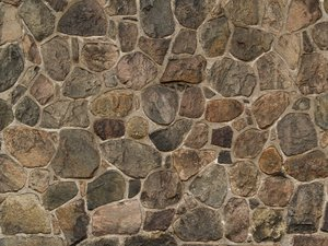 Texture - Granitwall: Wall in granit