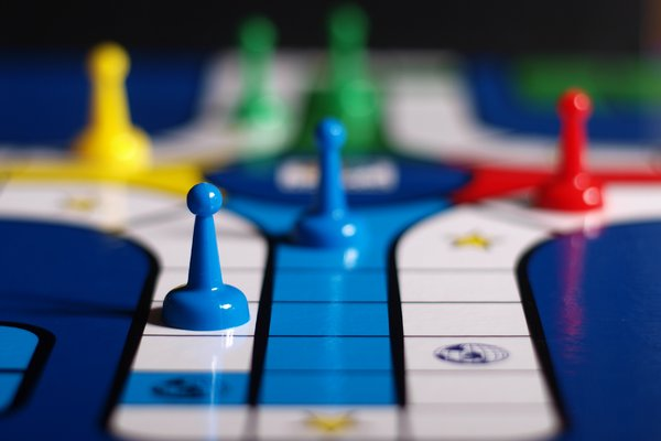 Parcheesi: we all know Parcheesi and thats why is does make good conceptual images.