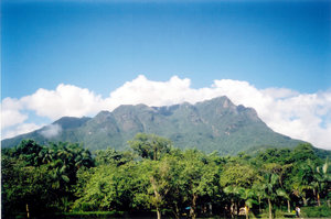 Montain: Montain in Morretes Parana Brazil shot taken8 o'clock am