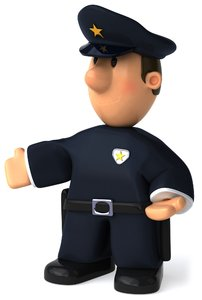 Police officer: Police officer