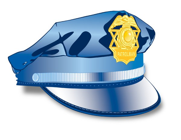 Patrol Hat Too: cookai-Tracy Scott-Murray's Patrol Hat photo vectored.