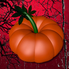 pumpkin: pumpkin-3d composition