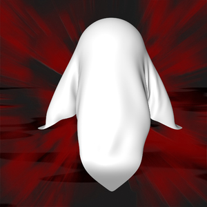 ghost: ghost-3d graphic