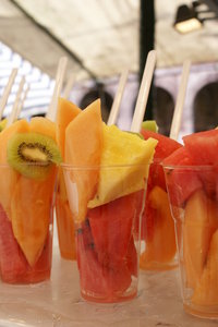 Fruits in a glass 4: Fruits in a glass from Venezia