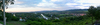 large landscape panorama: Pretty large panorama photo from Piestany, Slovakia.