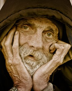 Homeless Portraiture 1: http://mrg.bz/9KVRXN  Link to free higher resolution version of this image,