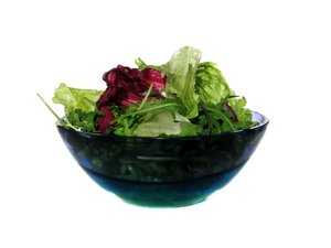 lettuce bowl: none