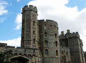 windsor castle: none