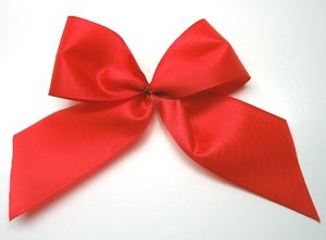 red bow new: none
