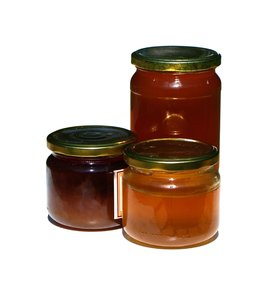 honey jars: none